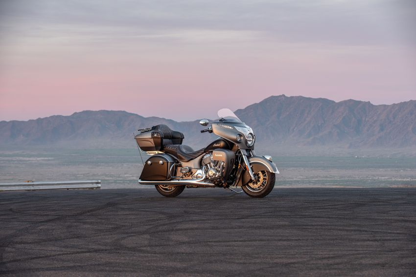 2020 Indian Motorcycle lineup with 1.9-litre V-twin Image #1014055