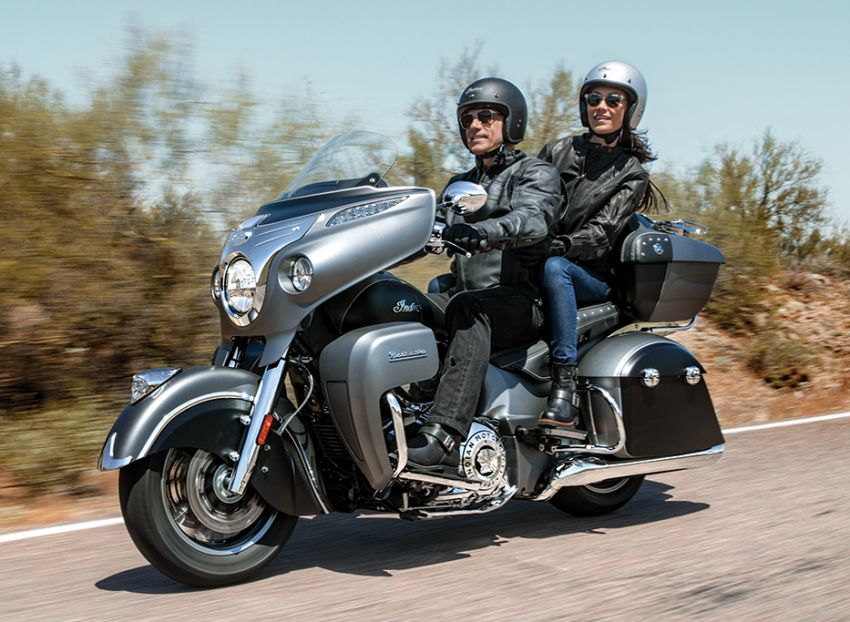 2020 Indian Motorcycle lineup with 1.9-litre V-twin Image #1014057