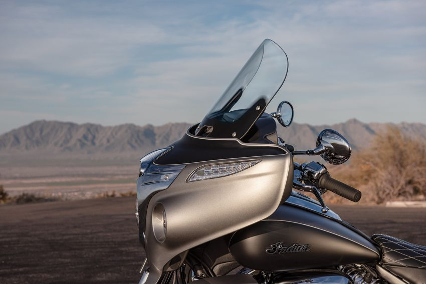 2020 Indian Motorcycle lineup with 1.9-litre V-twin Image #1014058