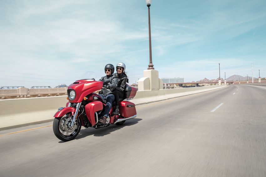 2020 Indian Motorcycle lineup with 1.9-litre V-twin Image #1014059