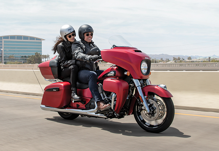 Indian Motorcycle perkenal model 2020 berenjin 1.9L Image #1014169