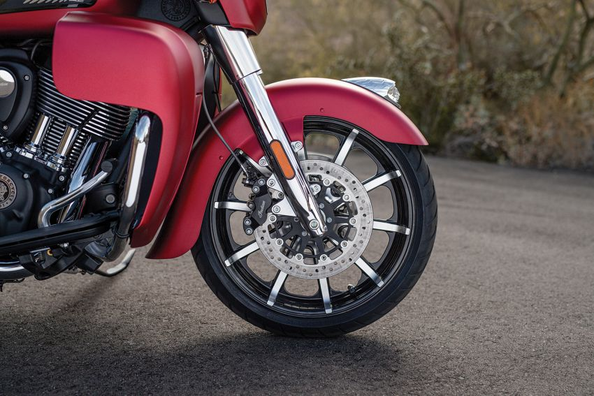 2020 Indian Motorcycle lineup with 1.9-litre V-twin Image #1014061