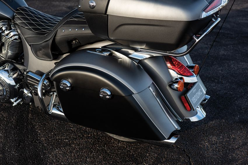 2020 Indian Motorcycle lineup with 1.9-litre V-twin Image #1014063