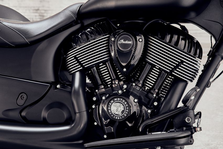 2020 Indian Motorcycle lineup with 1.9-litre V-twin Image #1013999