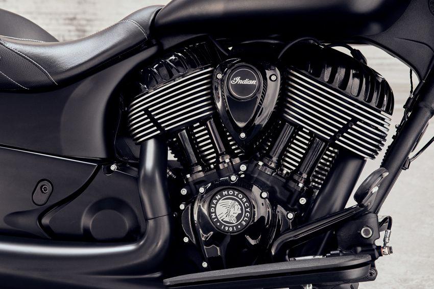 Indian Motorcycle perkenal model 2020 berenjin 1.9L Image #1014112