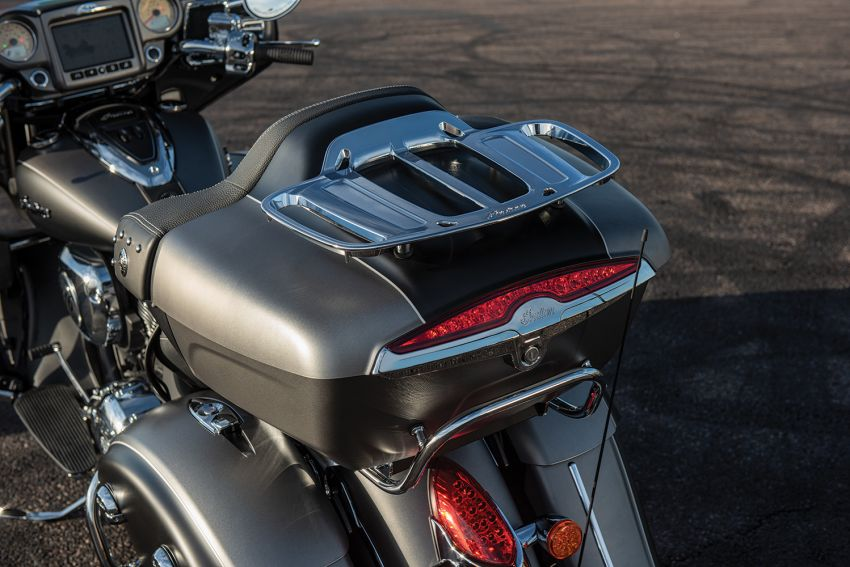 2020 Indian Motorcycle lineup with 1.9-litre V-twin Image #1014064