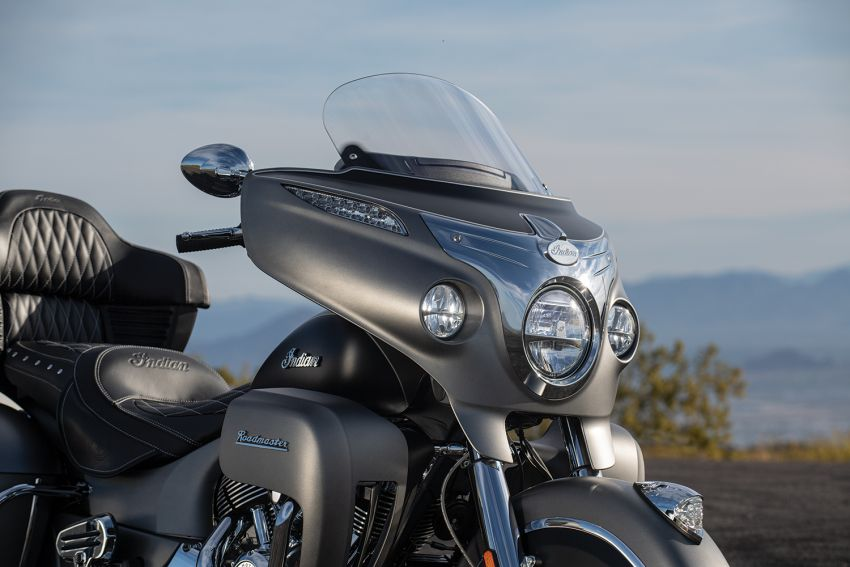Indian Motorcycle perkenal model 2020 berenjin 1.9L Image #1014175
