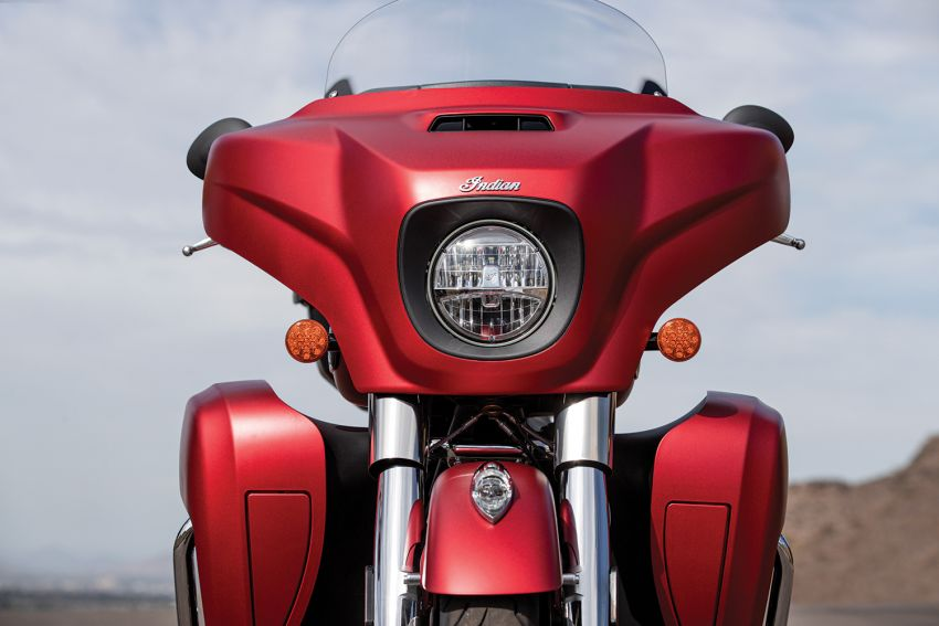 2020 Indian Motorcycle lineup with 1.9-litre V-twin Image #1014067