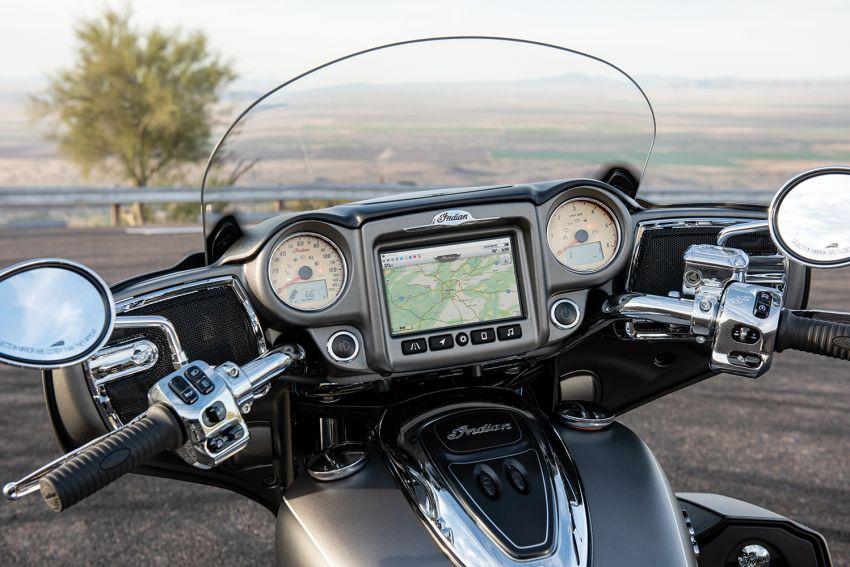Indian Motorcycle perkenal model 2020 berenjin 1.9L Image #1014177