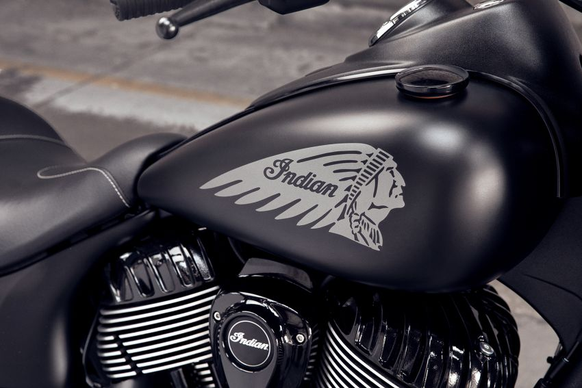 2020 Indian Motorcycle lineup with 1.9-litre V-twin Image #1014000