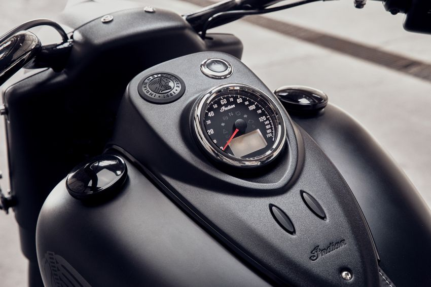 2020 Indian Motorcycle lineup with 1.9-litre V-twin Image #1014001
