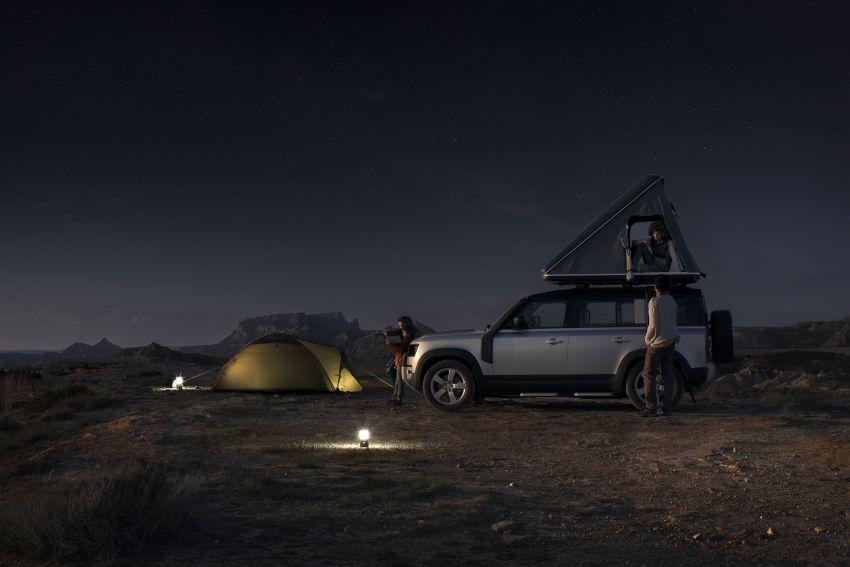 2020 Land Rover Defender debuts – aluminium monocoque, 3.0L mild-hybrid, OTA software support Image #1013178
