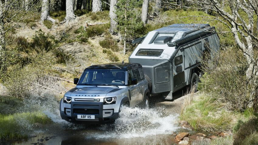 2020 Land Rover Defender debuts – aluminium monocoque, 3.0L mild-hybrid, OTA software support Image #1013179