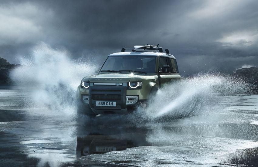 2020 Land Rover Defender debuts – aluminium monocoque, 3.0L mild-hybrid, OTA software support Image #1013236