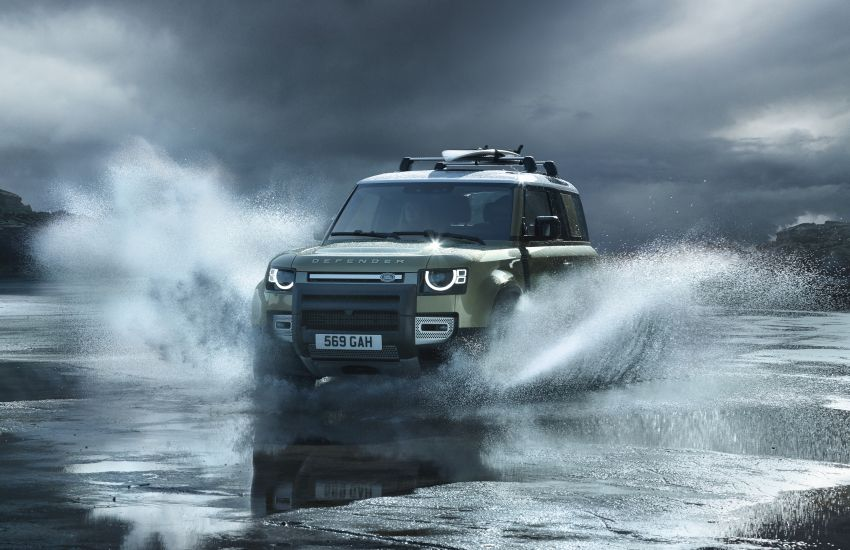 Land Rover Defender generasi baharu  muncul di Frankfurt 2019 – padat dengan segala teknologi terkini Image #1013471