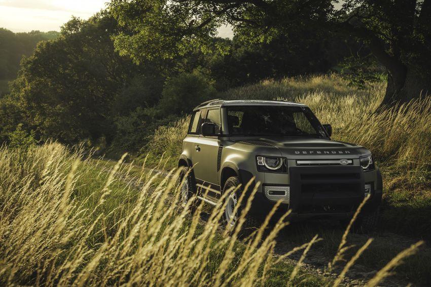 Land Rover Defender generasi baharu  muncul di Frankfurt 2019 – padat dengan segala teknologi terkini Image #1013692