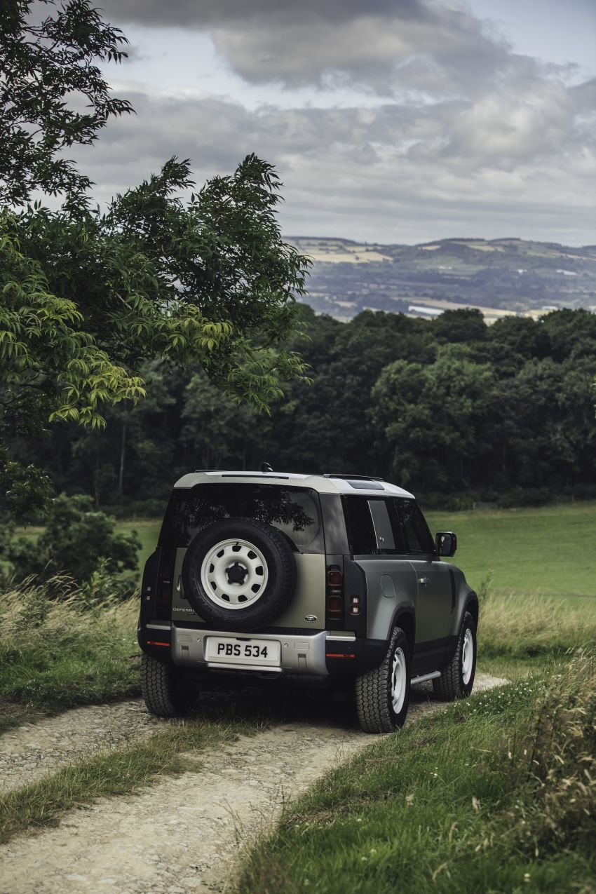 Land Rover Defender generasi baharu  muncul di Frankfurt 2019 – padat dengan segala teknologi terkini Image #1013479
