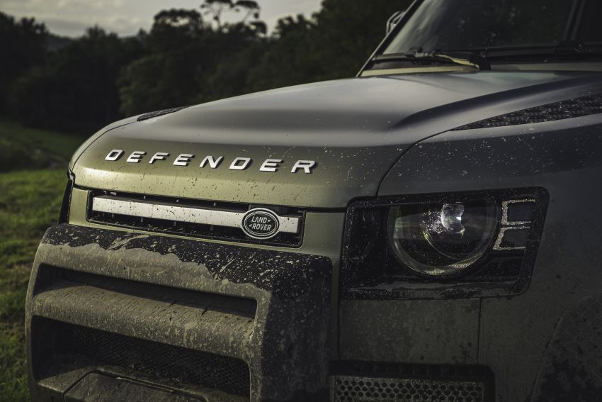 Land Rover Defender generasi baharu  muncul di Frankfurt 2019 – padat dengan segala teknologi terkini Image #1014095