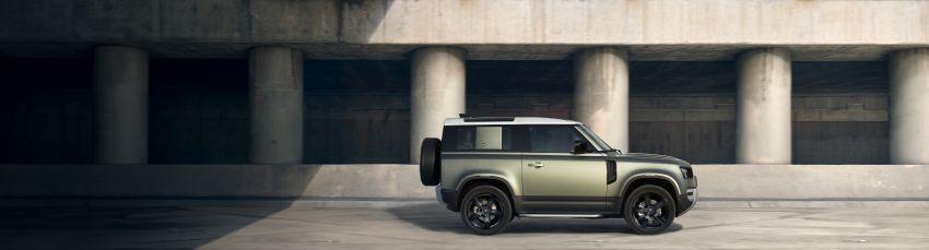 2020 Land Rover Defender debuts – aluminium monocoque, 3.0L mild-hybrid, OTA software support Image #1013275