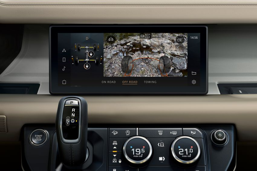 Land Rover Defender generasi baharu  muncul di Frankfurt 2019 – padat dengan segala teknologi terkini Image #1013975