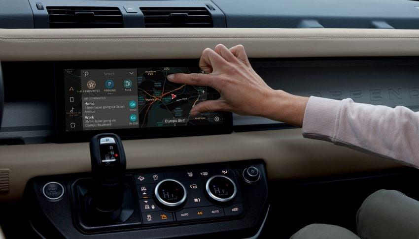 Land Rover Defender generasi baharu  muncul di Frankfurt 2019 – padat dengan segala teknologi terkini Image #1013984