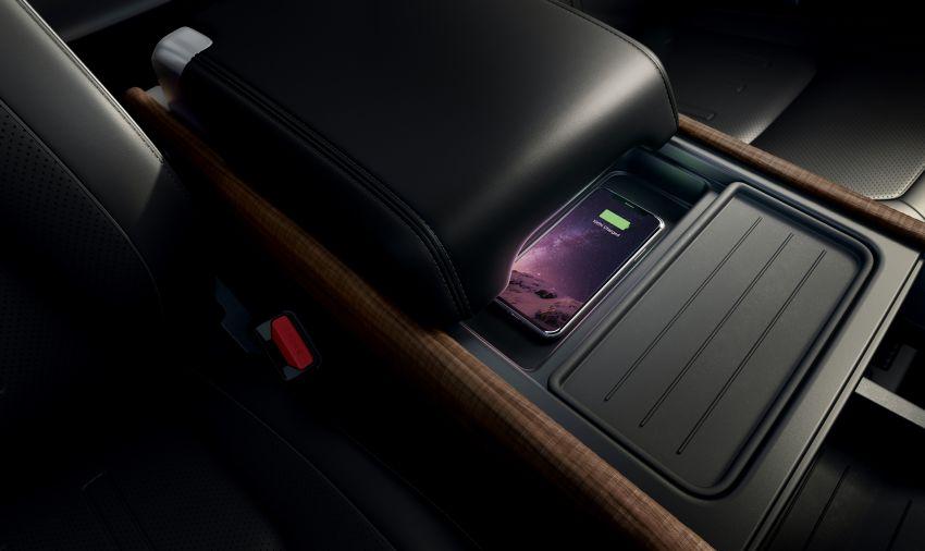 2020 Land Rover Defender debuts – aluminium monocoque, 3.0L mild-hybrid, OTA software support Image #1013288
