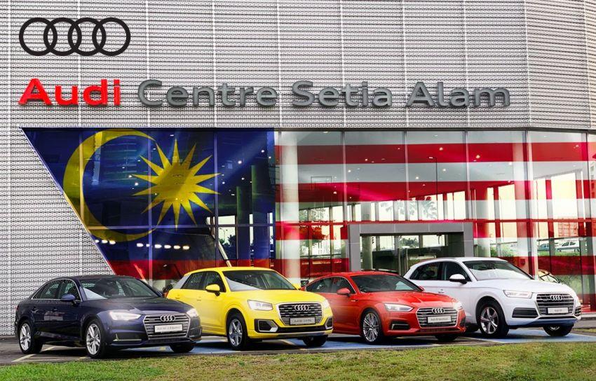 AD: Audi Centre Setia Alam Opening Special – rebates up to RM35k; door-to-door Klang Valley test drives! Image #1011522