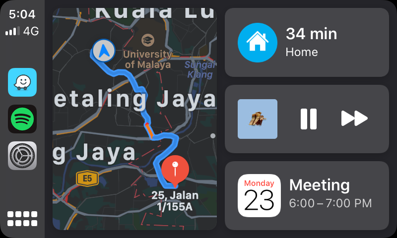 QUICK LOOK: Apple CarPlay in iOS 13 – what's new? Image #1019674