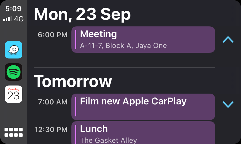 QUICK LOOK: Apple CarPlay in iOS 13 – what's new? Image #1019678
