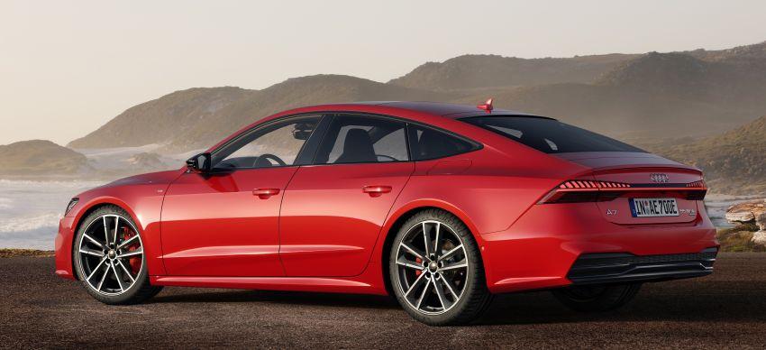 Audi A7 Sportback 55 TFSI e quattro – plug-in hybrid Image #1011877
