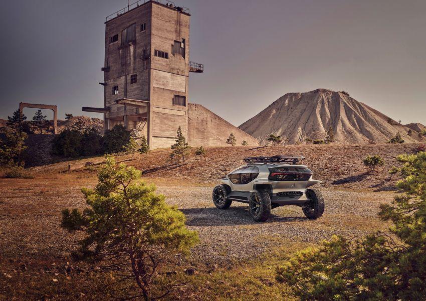 Audi AI:Trail quattro concept – off-road EV previewed Image #1013931