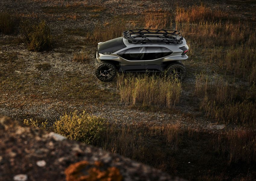 Audi AI:Trail quattro concept – off-road EV previewed Image #1013943