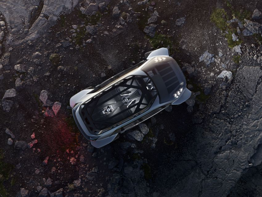 Audi AI:Trail quattro concept – off-road EV previewed Image #1013915