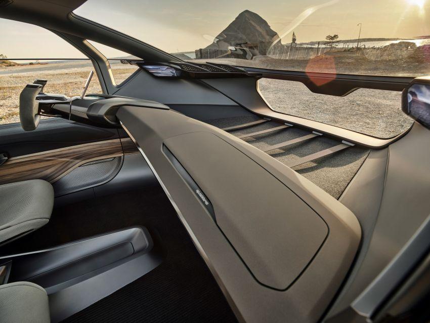 Audi AI:Trail quattro concept – off-road EV previewed Image #1013951