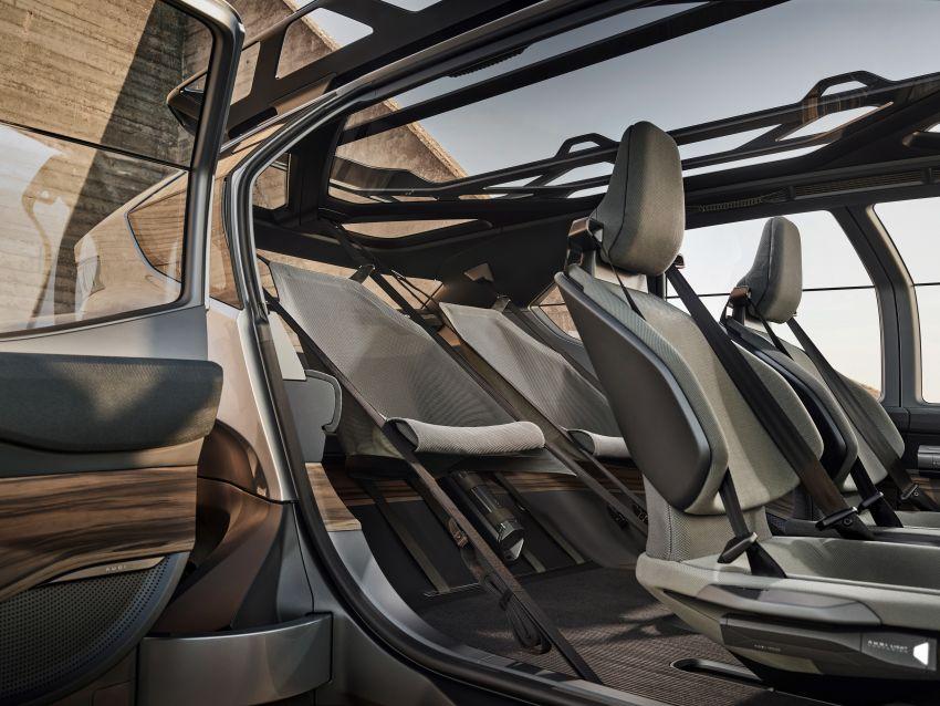 Audi AI:Trail quattro concept – off-road EV previewed Image #1013952