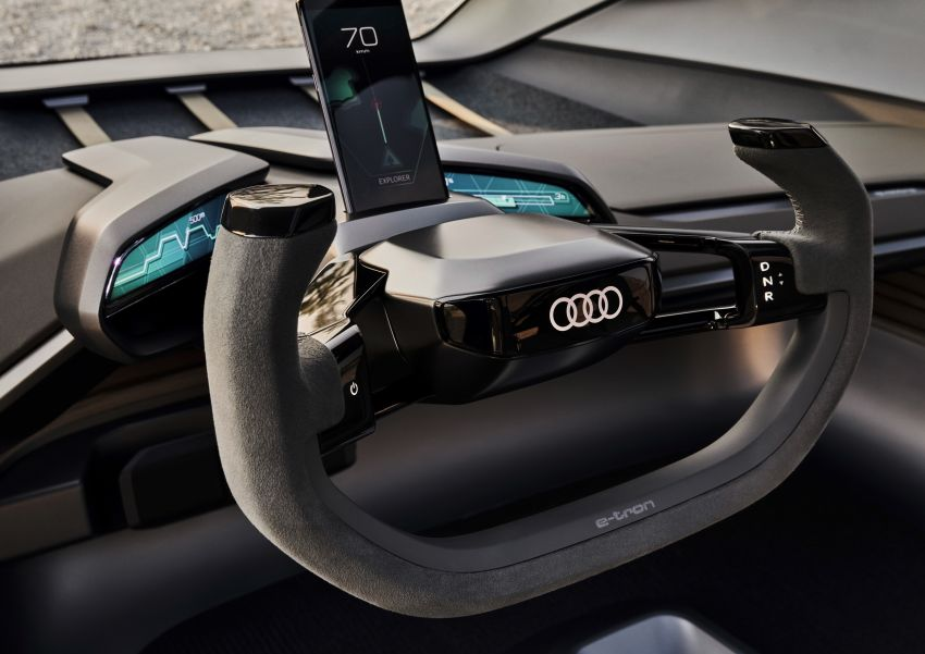 Audi AI:Trail quattro concept – off-road EV previewed Image #1013962