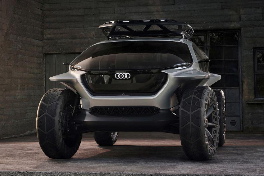 Audi AI:Trail quattro concept – off-road EV previewed Image #1013921
