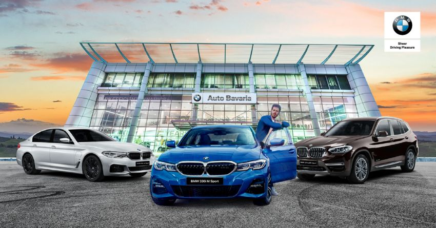 AD: Attractive, not-to-be-missed deals on various BMW models await you this weekend at Auto Bavaria! Image #1011230