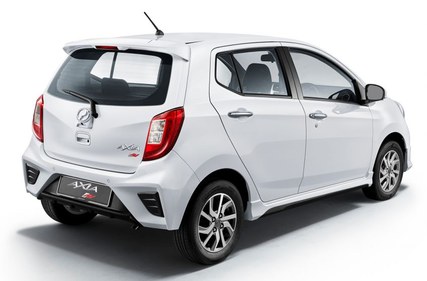 2019 Perodua Axia launched – 6 variants, new SUV-inspired 'Style' model, VSC and ASA, RM24k to RM43k Image #1018046
