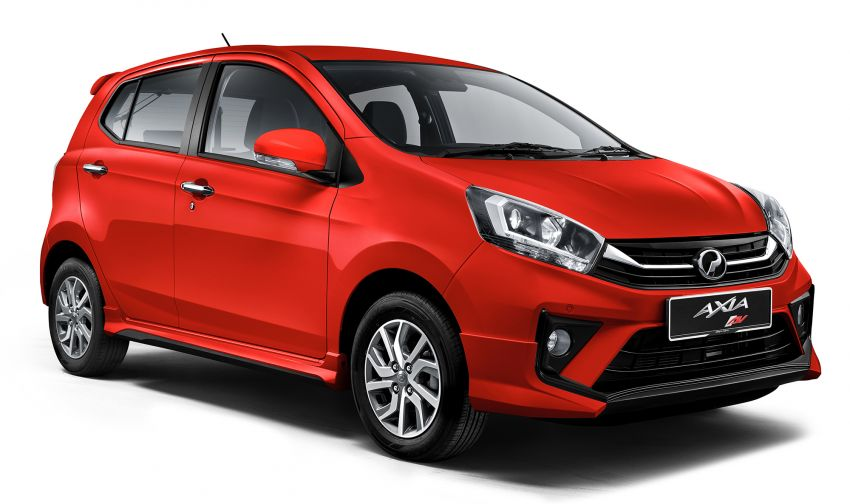 2019 Perodua Axia launched – 6 variants, new SUV-inspired 'Style' model, VSC and ASA, RM24k to RM43k Image #1018049