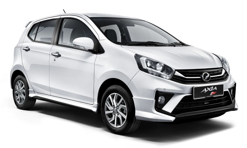 2019 Perodua Axia launched – 6 variants, new SUV-inspired 'Style' model, VSC and ASA, RM24k to RM43k Image #1018048