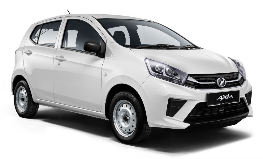 2019 Perodua Axia launched – 6 variants, new SUV-inspired 'Style' model, VSC and ASA, RM24k to RM43k Image #1018050