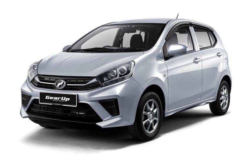 2019 Perodua Axia launched – 6 variants, new SUV-inspired 'Style' model, VSC and ASA, RM24k to RM43k Image #1018106
