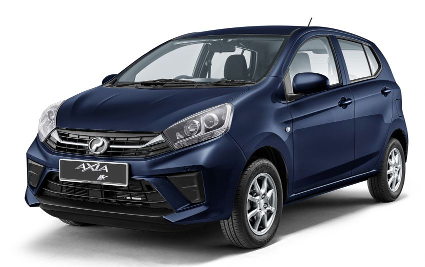2019 Perodua Axia launched – 6 variants, new SUV-inspired 'Style' model, VSC and ASA, RM24k to RM43k Image #1018057