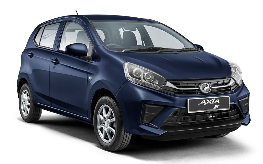 2019 Perodua Axia launched – 6 variants, new SUV-inspired 'Style' model, VSC and ASA, RM24k to RM43k Image #1018058