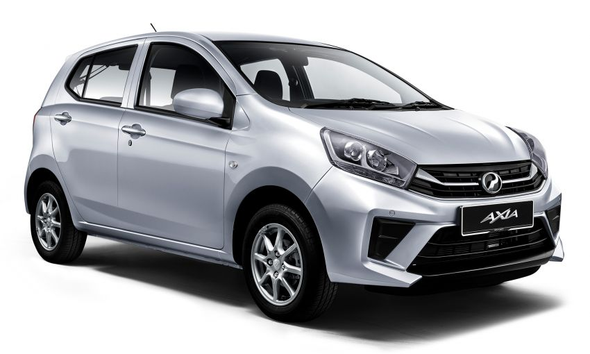 2019 Perodua Axia launched – 6 variants, new SUV-inspired 'Style' model, VSC and ASA, RM24k to RM43k Image #1018056