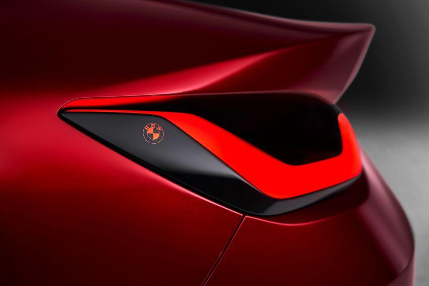 BMW Concept 4 – petunjuk coupe sporty masa depan Image #1013567
