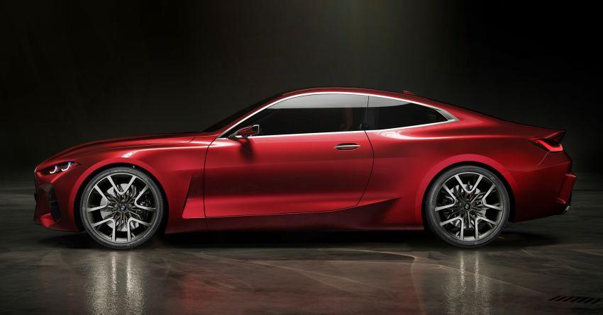 BMW Concept 4 – petunjuk coupe sporty masa depan Image #1013574