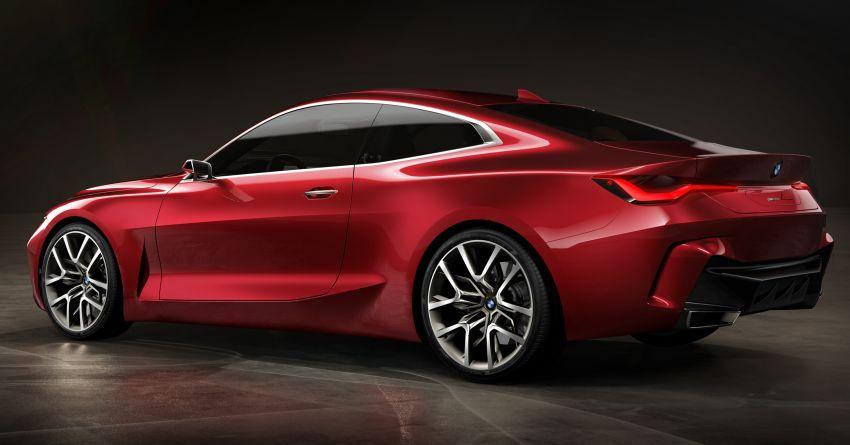 BMW Concept 4 – petunjuk coupe sporty masa depan Image #1013580