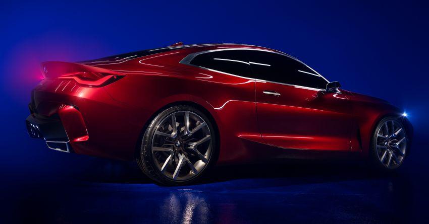 BMW Concept 4 – petunjuk coupe sporty masa depan Image #1013591